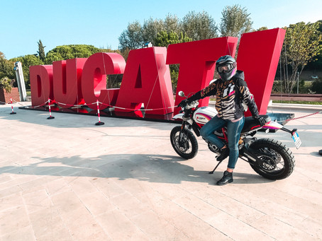WMB Goes to Ducati World Première 2020