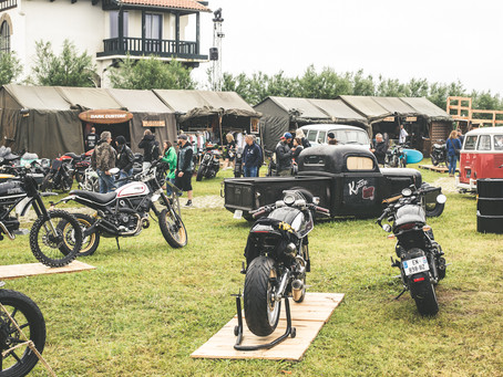 Wheels & Waves 2019 - Supported by Tom Tom