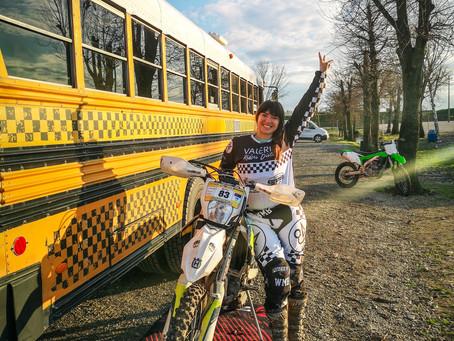 Arrivati i Completi da Enduro WMBootcamp by Valeri 84 Riders District