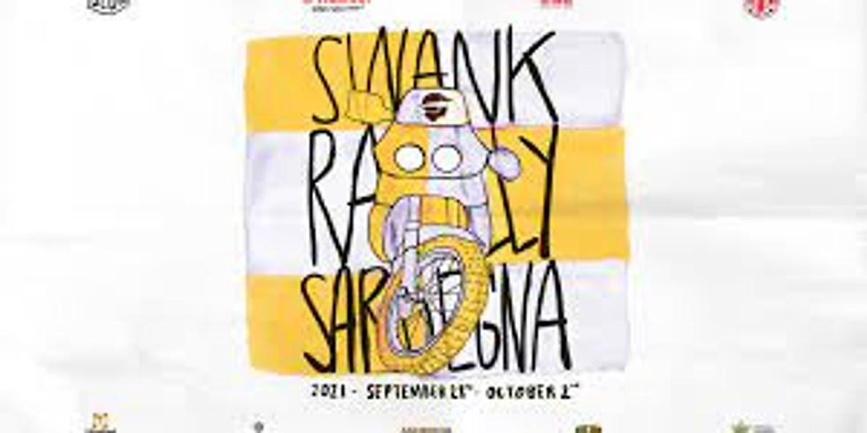 Swank Rally di Sardegna
