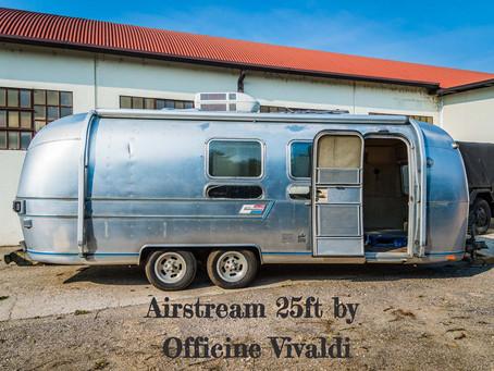Nuovi arrivi in Officine Vivaldi, 3 nuovi Airstream