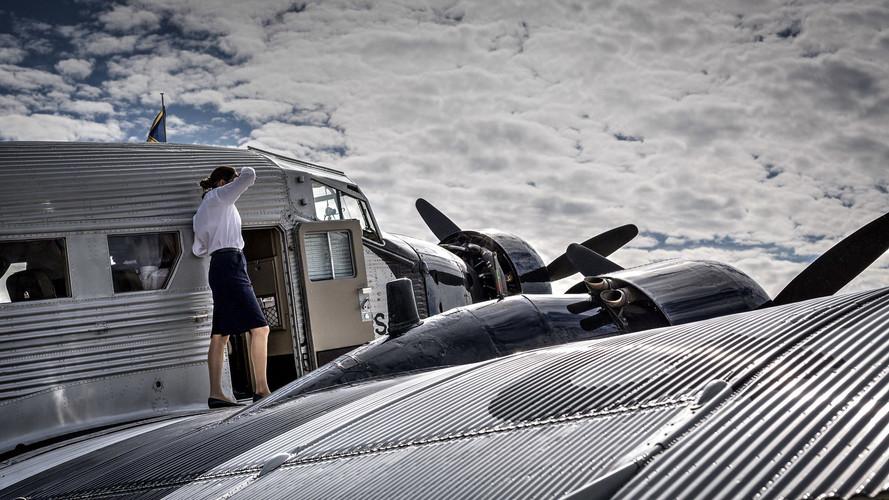 Junker aircraft citroen hy officine viva