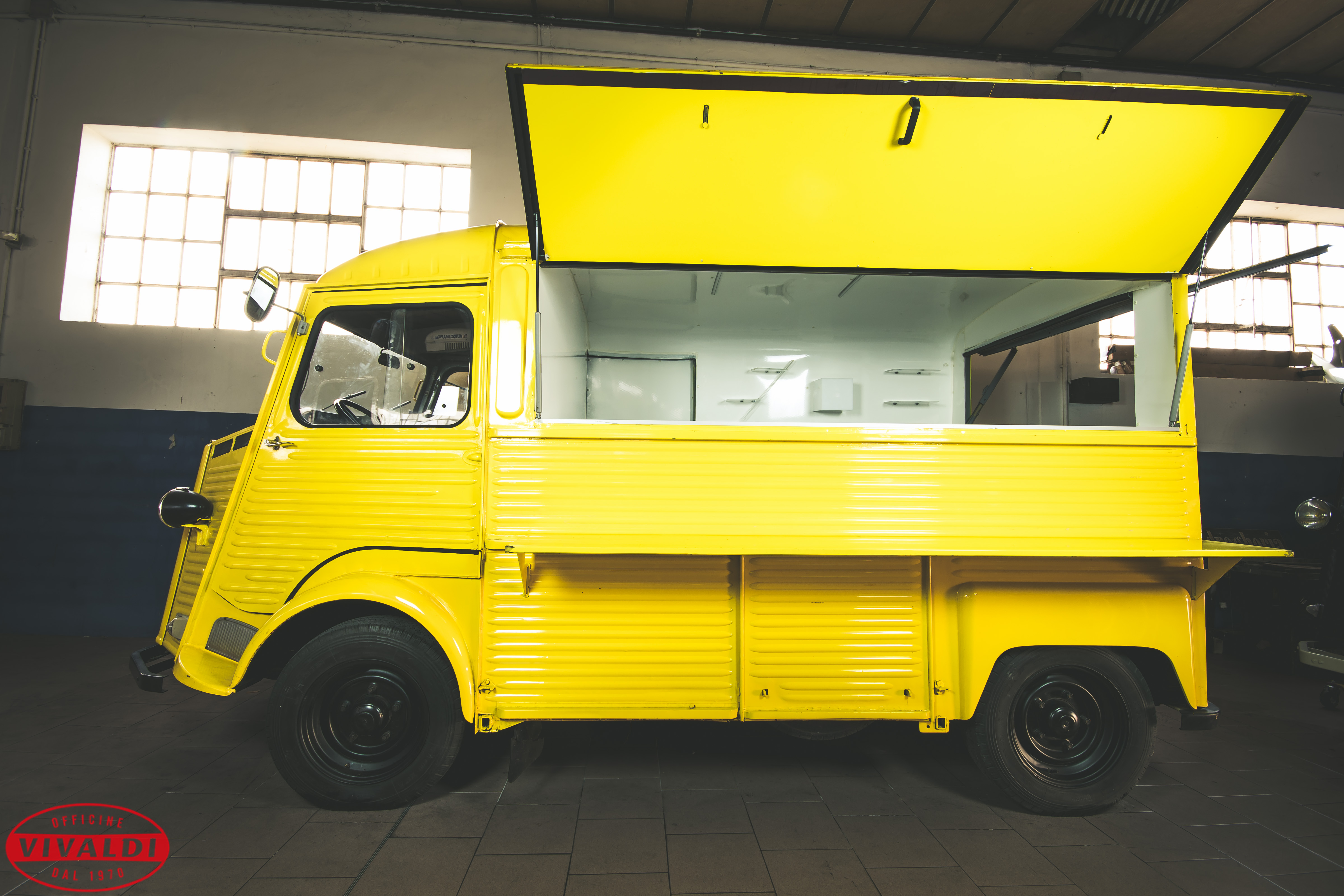 citroen HY truck by officine vivaldi 4