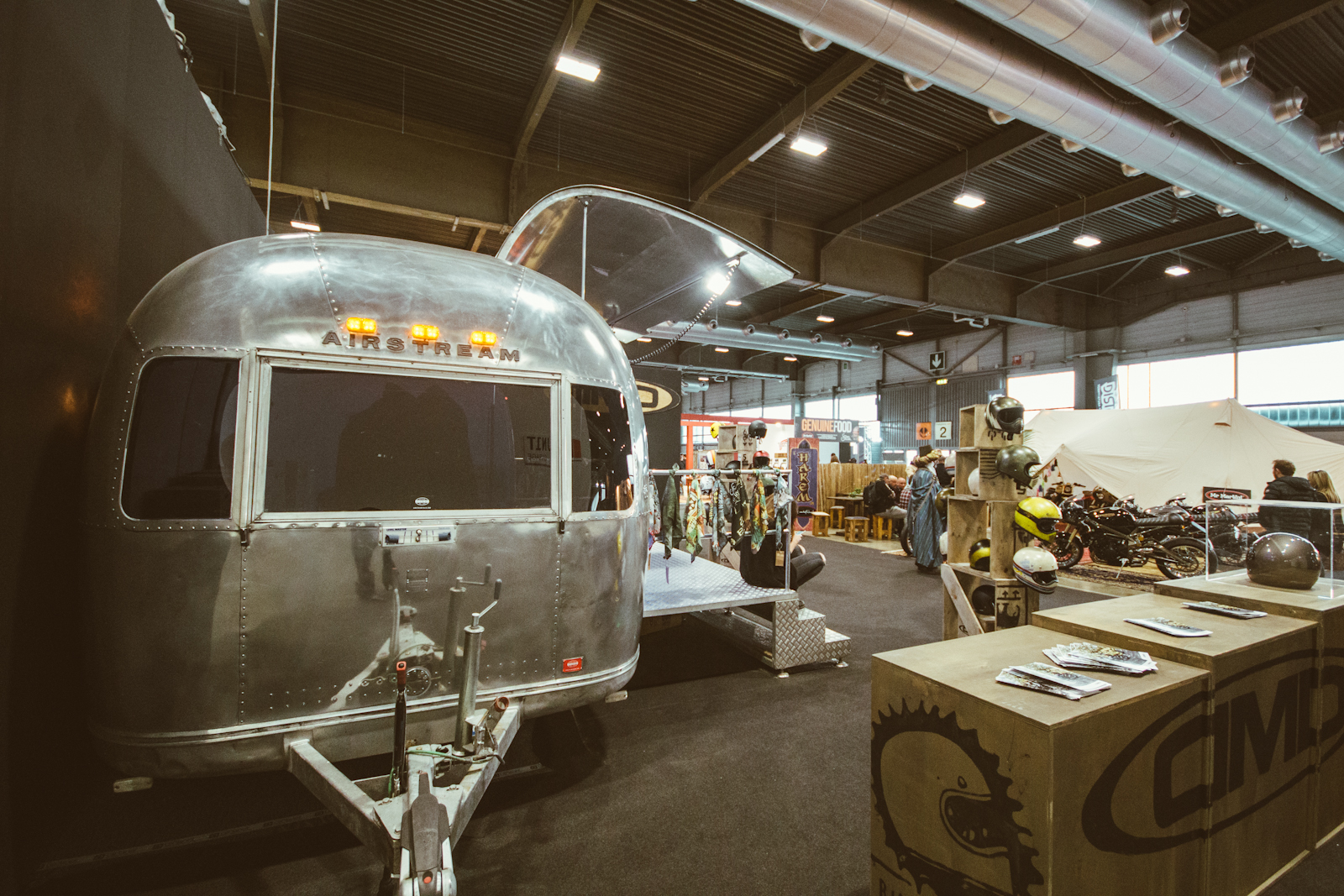 Airstream 21 feet by Officine Vivaldi Ai