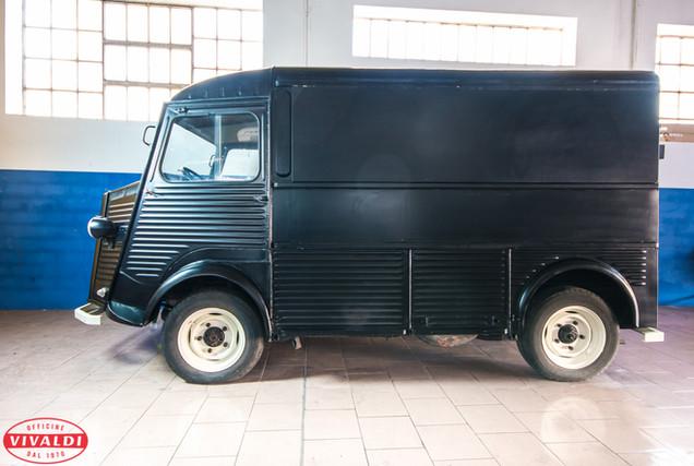Citroen Hy Nero Truck By Officine Vivald