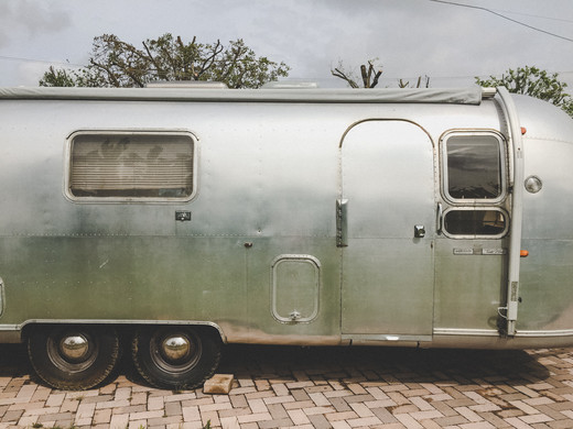 Airstream Excella 30 feet Glamping By Of