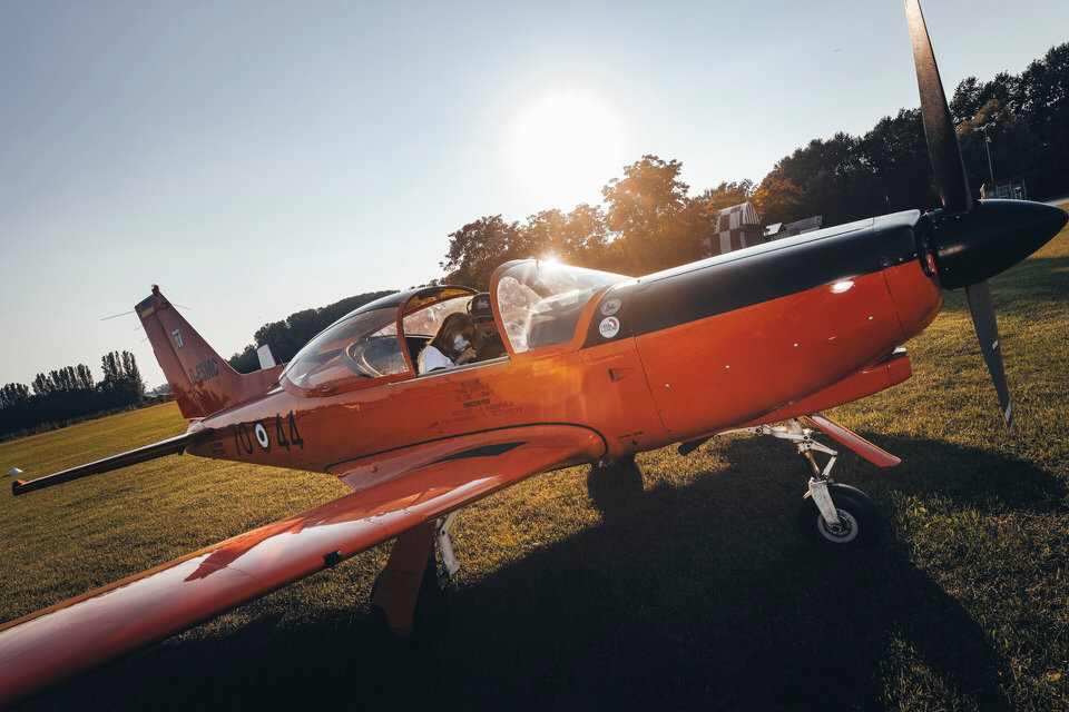 Volo con Aereo Acrobatico