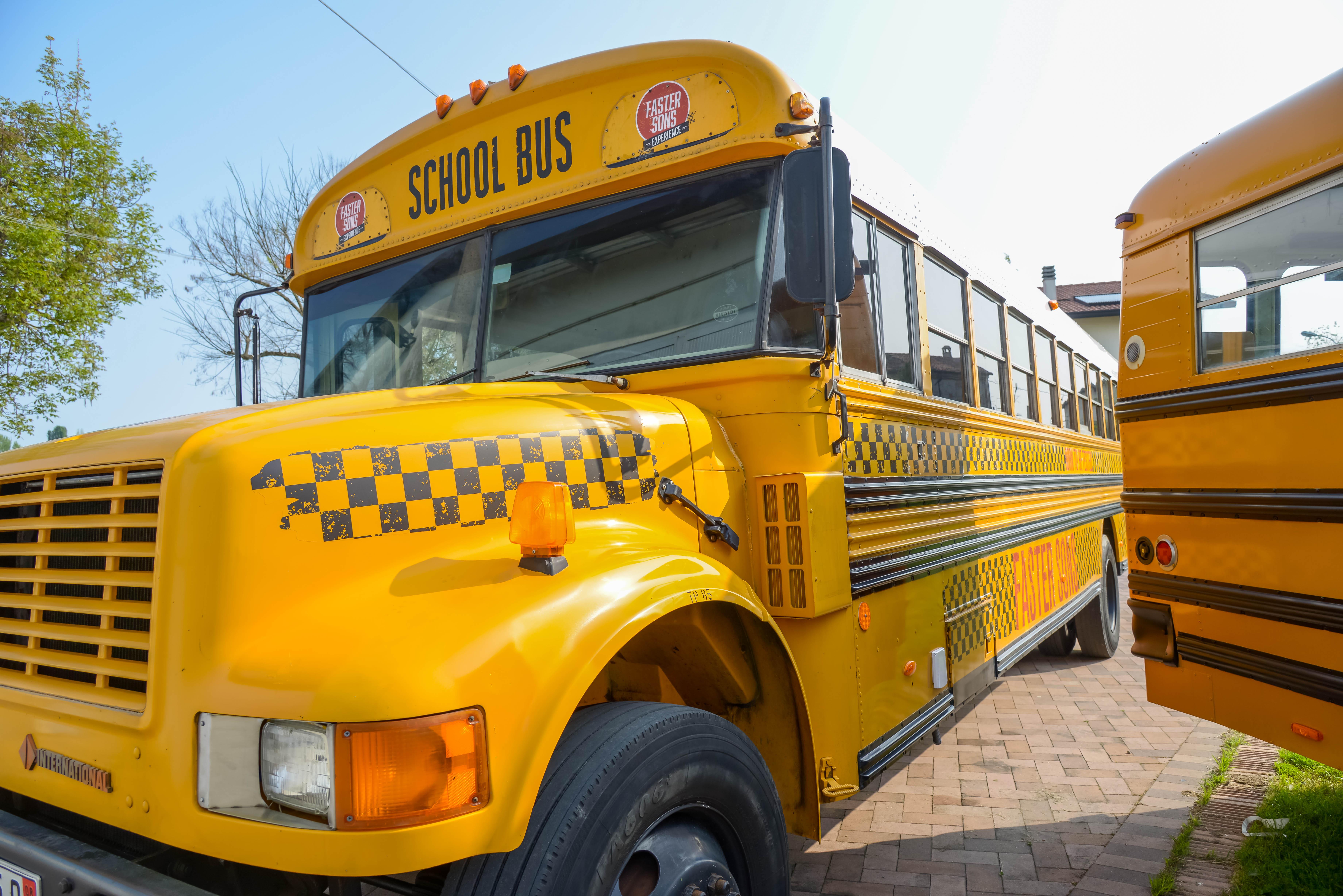 2 School Bus -10