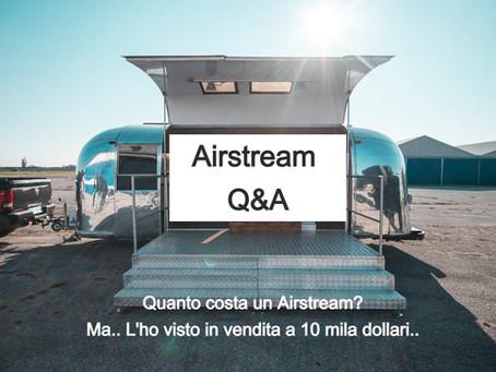Quanto costa un Airstream?
