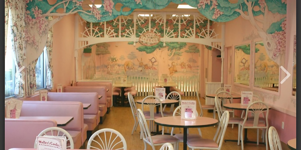 Children's Party - Ice Cream at Malley's (Sunday)