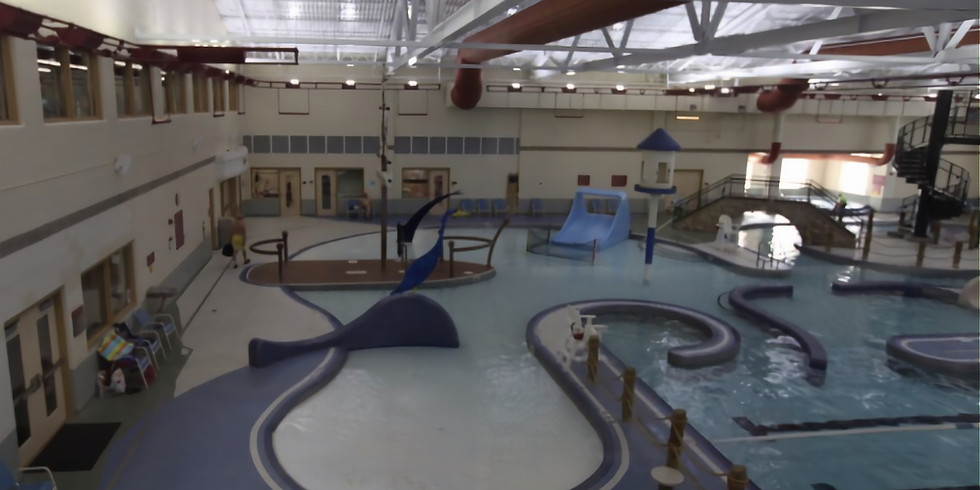 Children's Party - Pizza and Indoor Pool Party!