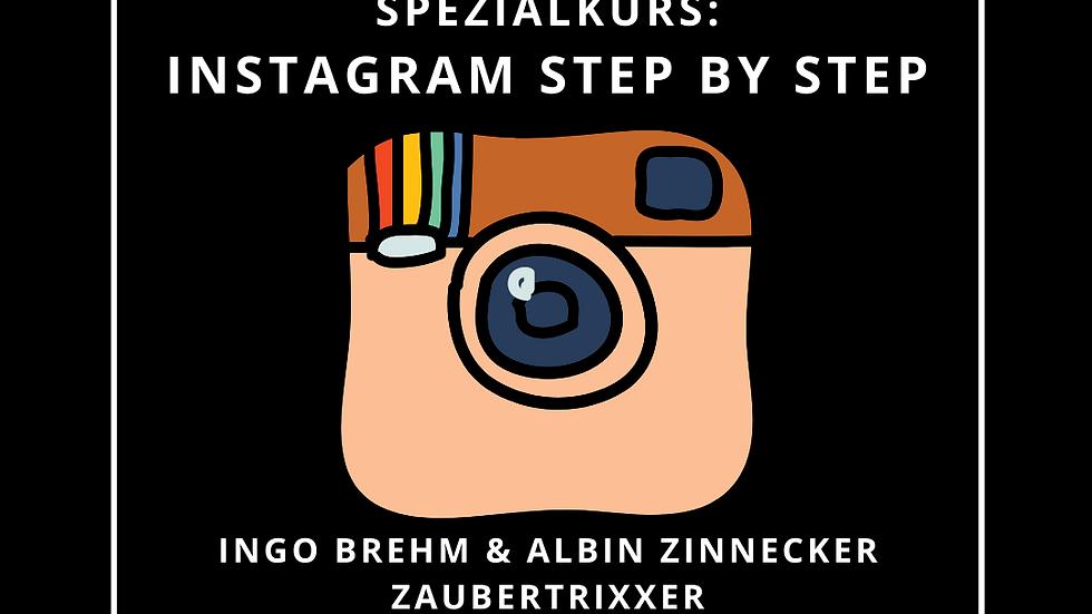 Spezialkurs: Instagram Step by Step