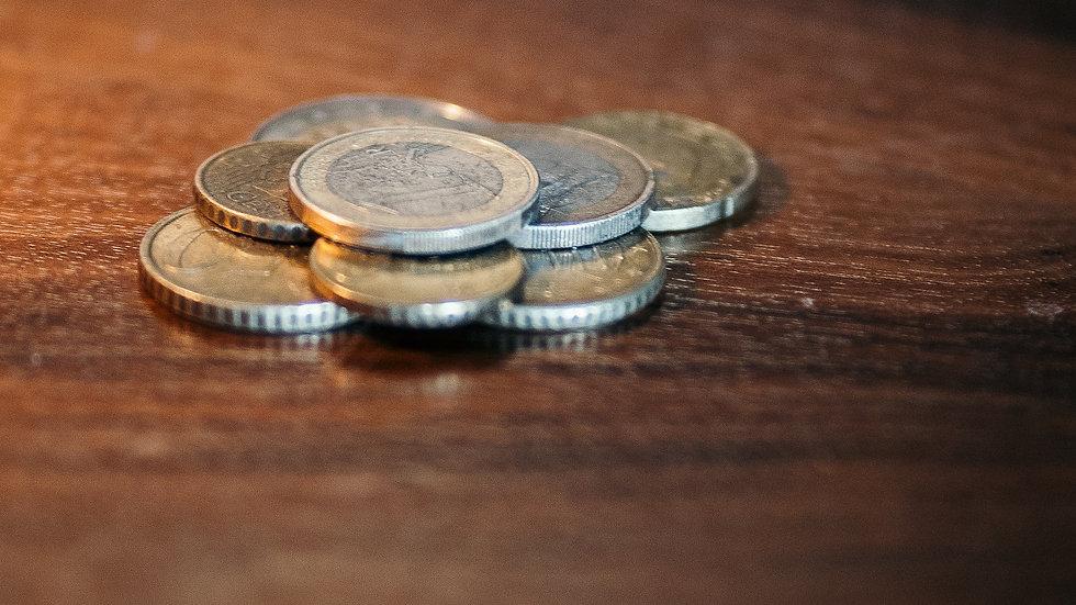 Benson ´ s Coin Stack