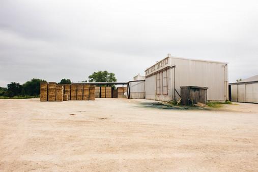 Green Lumber & Dry Kilns