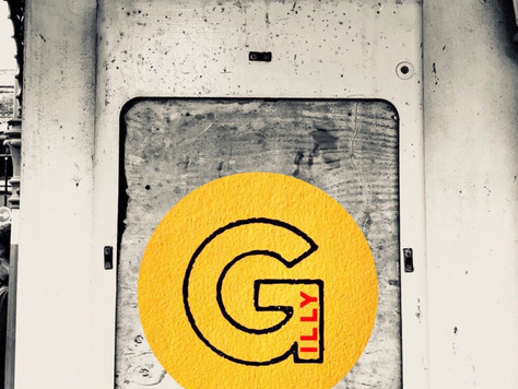 GILLY - Augmented Reality Street Art to Hit Lincoln City