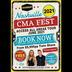 CMA Fest 2021 with guest host Christie Lamb