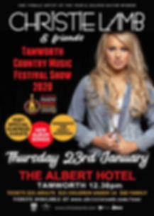 Christie Lamb Tamworth Country Music Festival 2020