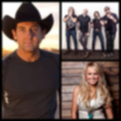 Lee Kernaghan, The Wolfe Brothers, Christie Lamb,