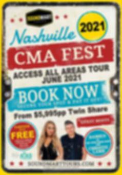 Christie Lamb guest host Nashville CMA Fest 2021