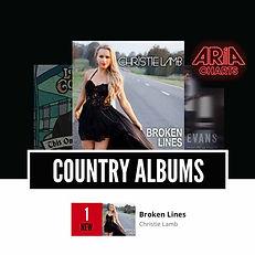 Broken Lines Christie Lamb #1 on Aria