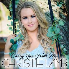 Carry You With Me by Christie Lamb