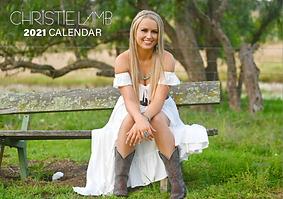 Christie Lamb 2021 Calendar