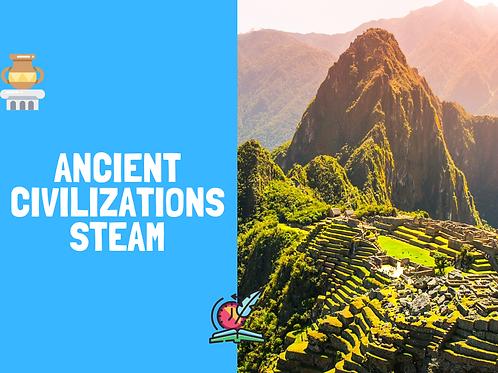 Ancient Civilizations STEAM