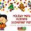 Thumbnail: Holiday Menu Planning Scavenger Hunt