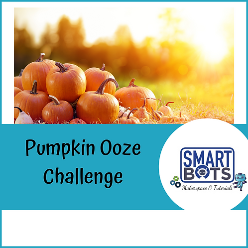 Pumpkin Ooze Challenge