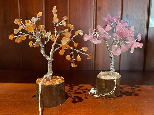 Various Crystal Trees Small