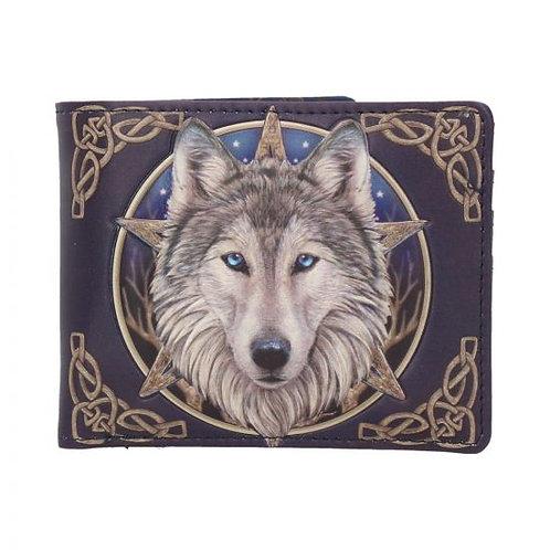 Lisa Parker Wild One Wolf Wallet