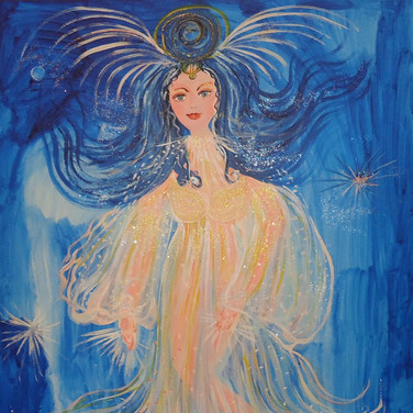 Wasserfee Aquintania/Water Fairy Aquintania