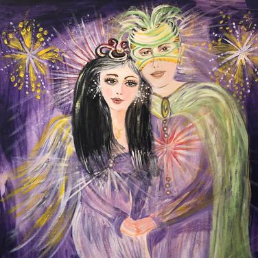 Karnevalsliebe/Carnival Love