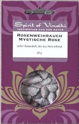 Rosenweihrauch mystische Rose (Spirit of Vinaki)