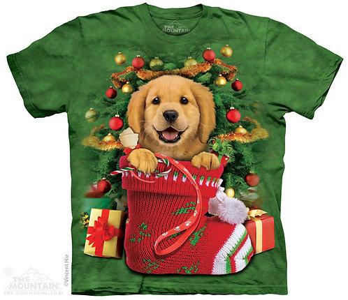 Golden Stocking T-Shirt Unisex