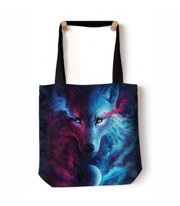 Tasche Blue Wolf