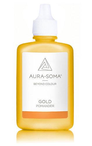 Pomander Gold Inhalt 0,025 Liter