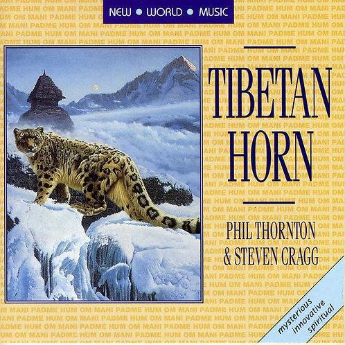 CD Tibetan Horn