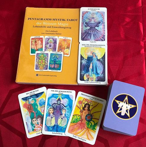 Pentagramm-Mystik-Tarot