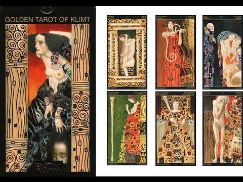 Golden Tarot of Gustav Klimt