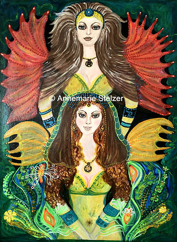Die Göttinnen der Diversität