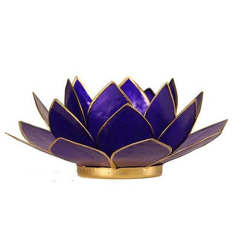 "Lotus-Licht ""Indigo"""