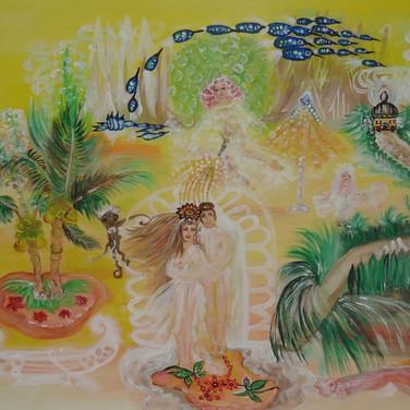 Mystische Hochzeit/Mystical Wedding