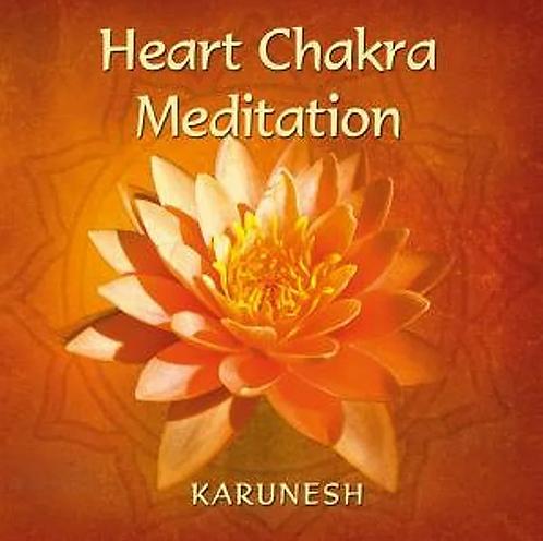 CD Heart Chakra Meditation