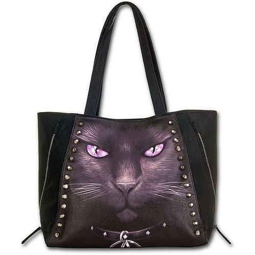 Tote Bag Black Cat