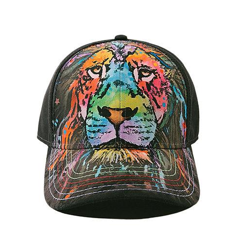 Baseball Cap Mane Lion