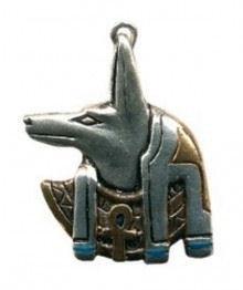 Amulett Gott Anubis