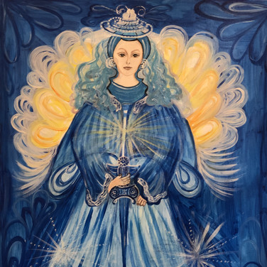 Engel Justitia/Angel Justitia