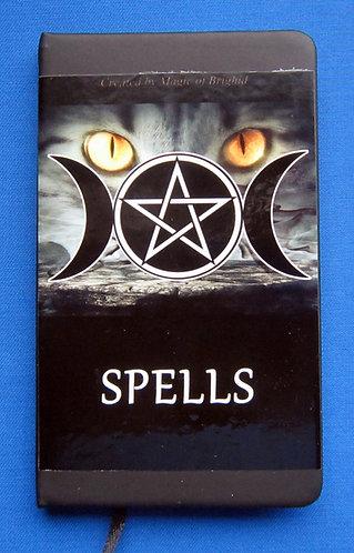 Spell Book Guardian of Triple Moon Din A 7