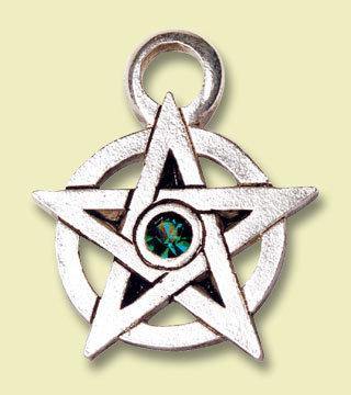 Juwelenpentagramm